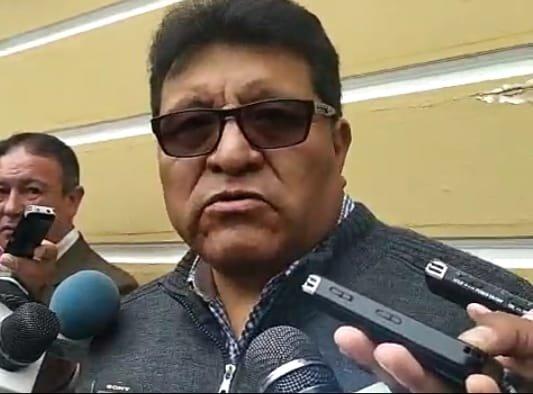 Senador del MAS pidió a sus militantes dejar las movilizaciones y garantizar la paz